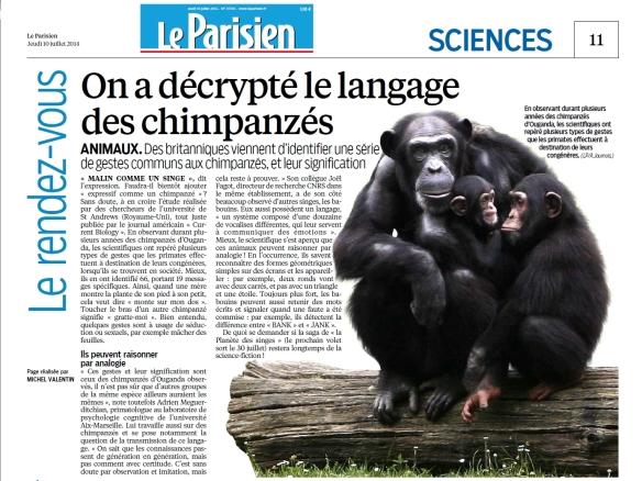 Le parisien_Presse_Joel&_Adrien_10_07_2014